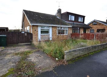Thumbnail 2 bed bungalow for sale in Lombard Crescent, Darfield, Barnsley
