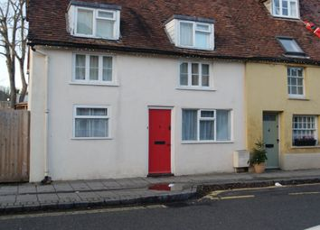 Thumbnail 3 bed terraced house to rent in Church Street, Whitchurch, Hampshire