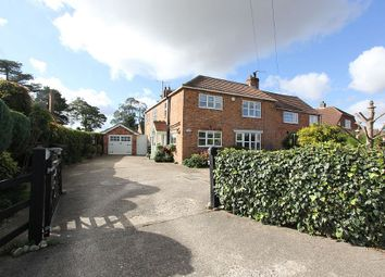Thumbnail 3 bed property for sale in Old Post Office, Gunby Road, Orby, Skegness, Lincolnshire