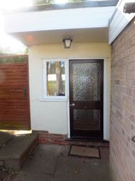 Thumbnail 1 bed flat to rent in Grasmere Avenue, Little Aston, Sutton Coldfield