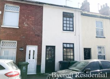 Thumbnail 4 bed terraced house for sale in Devonshire Road, Great Yarmouth