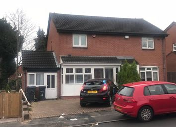 Thumbnail 3 bed semi-detached house to rent in Osler Street, Edgbaston, 3 Bedroom Semi Detached