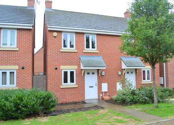 Thumbnail 2 bed semi-detached house for sale in Oaken Hurst Avenue, Hawksyard, Rugeley