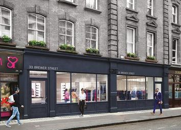 Thumbnail Retail premises to let in 33-35 Brewer Street, London