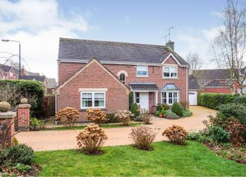 Thumbnail 5 bed detached house for sale in Greenway Drive, Littleover