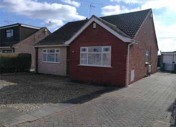 Thumbnail 3 bed detached bungalow for sale in Lindisfarne Road, Eye, Peterborough, Cambridgeshire