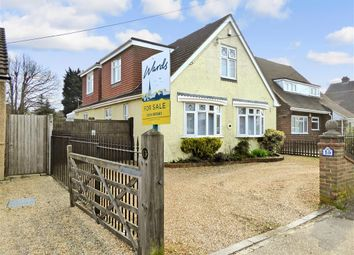 Thumbnail 3 bed bungalow for sale in King George Road, Walderslade, Chatham, Kent