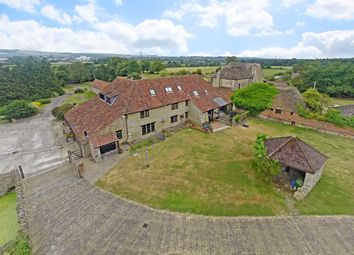 Thumbnail 7 bed barn conversion for sale in North Bradley, Trowbridge