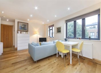 Thumbnail 1 bed flat to rent in The Village, North End Way, London