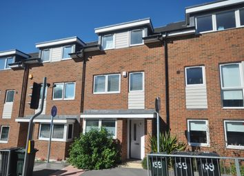 Thumbnail 4 bed terraced house to rent in Temple Hill, Dartford