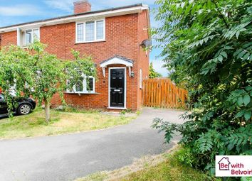 Thumbnail 2 bed semi-detached house to rent in Riverside Way, Coven, Wolverhampton