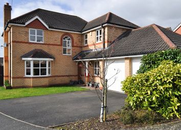 Thumbnail 4 bed detached house for sale in Edenfield Close, Brockhill, Redditch