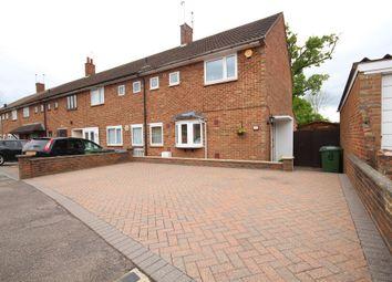 Thumbnail 3 bed terraced house for sale in Flatfield Road, Hemel Hempstead