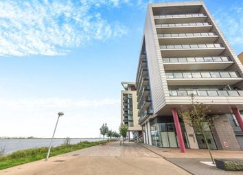 Thumbnail 1 bedroom flat for sale in Eddystone House, Ferry Court, Cardiff, Caerdydd