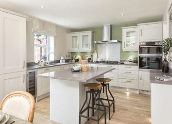 """Thumbnail 4 bedroom detached house for sale in """"Chelworth"""" at Trowbridge Road, Westbury"""
