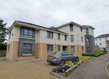 Thumbnail 2 bed flat for sale in Shieldhill Court, Carluke