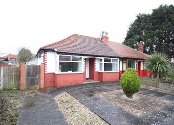 Thumbnail 2 bed semi-detached bungalow for sale in Sandbrook Road, Ainsdale, Southport