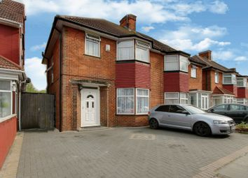 Thumbnail 3 bedroom semi-detached house for sale in Monks Park, Wembley