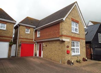 Thumbnail 3 bed detached house for sale in Cliffe Court, Church Street, Cliffe, Rochester