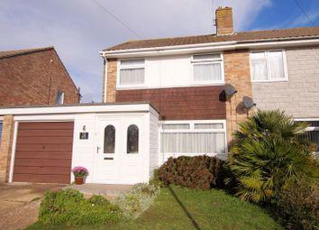 3 bed semi-detached house for sale in Quintrel Avenue, Fareham PO16