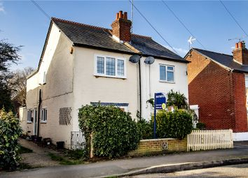 Thumbnail 2 bed semi-detached house for sale in Brinns Cottages, Green Lane, Frogmore