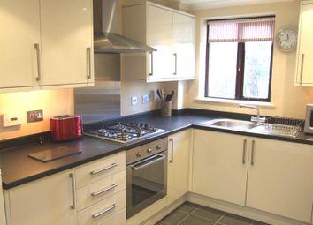 Thumbnail 2 bed flat to rent in Fairholme Gardens, Farnham, Surrey