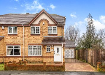 Thumbnail 3 bed semi-detached house for sale in Hellier Avenue, Tipton