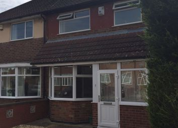 Thumbnail 3 bed semi-detached house to rent in Averil Road, Leicester, Leicestershire