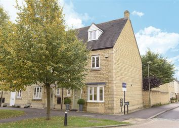Thumbnail 4 bed town house for sale in Bluebell Way, Carterton