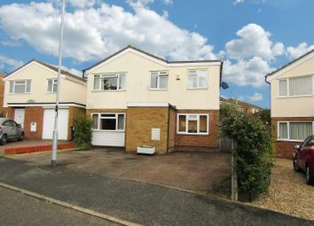 Thumbnail 4 bedroom detached house for sale in Peregrine Road, Broughton Astley, Leicester