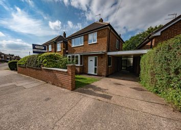 Thumbnail 3 bed detached house to rent in Whitby Crescent, Woodthorpe, Nottingham
