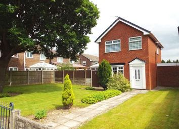 Thumbnail 3 bed detached house for sale in Slag Lane, Lowton, Warrington, Cheshire
