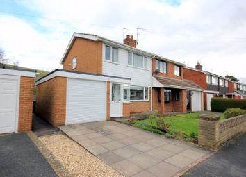 3 bed semi-detached house for sale in St. Georges Road, Stone ST15