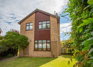 Thumbnail 3 bed detached house for sale in Avocet Way, Bradwell, Great Yarmouth