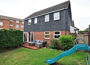 Thumbnail 3 bed detached house for sale in Manor Road, Stansted
