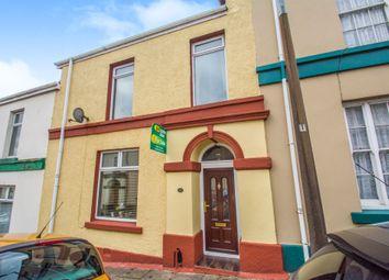 Thumbnail 3 bed terraced house for sale in Upper Thomas Street, Merthyr Tydfil