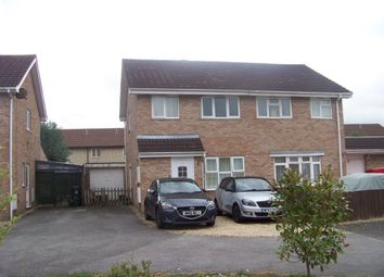 Thumbnail 3 bed property to rent in Austen Drive, Weston-Super-Mare
