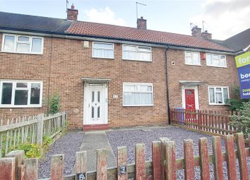 2 bed terraced house for sale in Chelmsford Close, Hull, East Yorkshire HU9