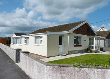 Thumbnail 3 bed detached bungalow for sale in Caswell, Station Road, St. Clears, Carmarthen
