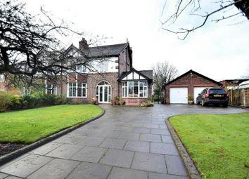 5 bed semi-detached house for sale in Temple Road, Sale M33