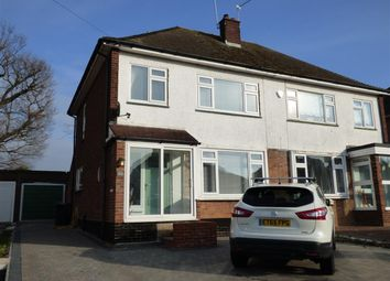 Thumbnail 3 bed semi-detached house for sale in Marks Avenue, Ongar