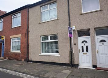 Thumbnail 2 bed flat for sale in Shafto Street, Wallsend