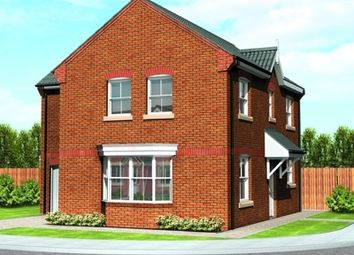 "Thumbnail 4 bedroom detached house for sale in ""The Escrick"" at Lavender Way, Easingwold, York"