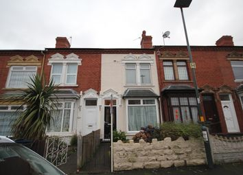 Thumbnail 2 bed terraced house to rent in Selsey Road, Edgbaston