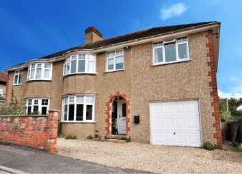 Thumbnail 4 bed semi-detached house for sale in Asker Gardens, Bridport