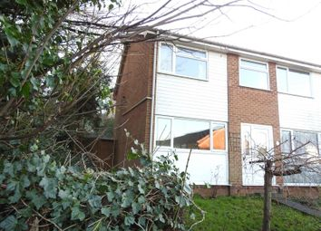 Thumbnail 2 bed end terrace house for sale in Park Close, Mapperley, Nottingham