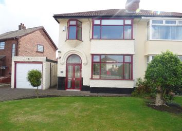 3 bed semi-detached house to rent in Windsor Road, Huyton, Liverpool L36