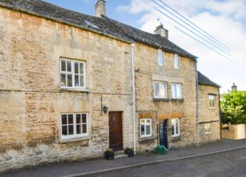 Thumbnail 3 bed terraced house for sale in Well Hill, Stroud
