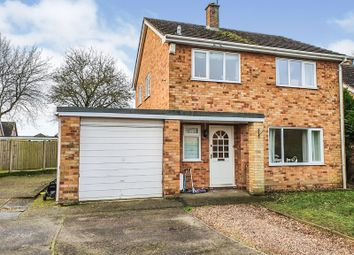 Thumbnail 3 bed detached house for sale in The Bailiwick, East Harling, Norwich