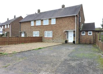 Thumbnail 3 bedroom semi-detached house for sale in Whipperley Ring, Luton